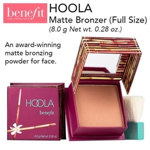 Benefit HOOLA Matte Bronzer Full Size